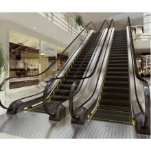 Vvvf Controle Escada rolante comercial com 30 Graus 1000mm / 800mm / 600mm Passo Largura