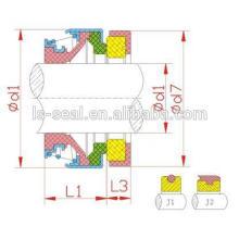 301 кремния резиновое уплотнение