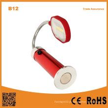 B12 Luzes de trabalho ao ar livre Metal Hose Reading Desk Lamp