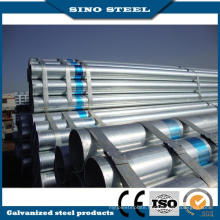 St37 En Standard 16mm Hot Dipped Galvanized Pipes