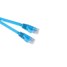 High speed rj45 cat5e utp flat patch cord