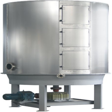 Continual Plate Vacuum Transfer Dryer for chemical
