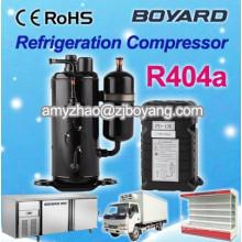 Compresseur vertical de R404a 1PH BOYARD pour chambre froide