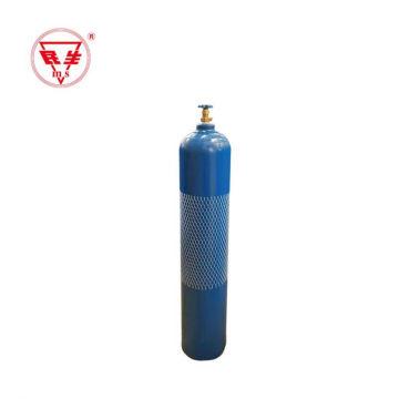 Nahtloser Edelstahl Sauerstoff Stickstoff Argon Gasflasche
