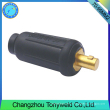 Conector de cabo macho de soldagem 70-95mm2 tig