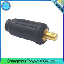 70-95mm2 TIG сварки разъем кабеля разъем