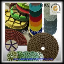 Diamond Concrete Floor Polishing Pads