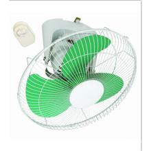 16′′ órbita ventilador con cuchillas de Metal y órbita potente ventilador