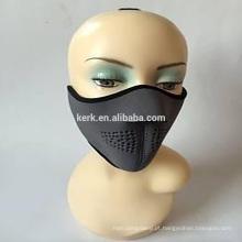 Equipamentos esportivos motocicleta protegida máscaras de esqui morno neoprene máscara
