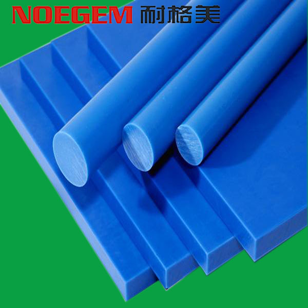 Standard Material Colored Hdpe Rods