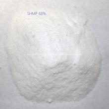 68% Fosfato de sodio vidrioso Hexametafosfato de sodio (SHMP)