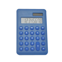 8 Digits Soft Key Mini Portable Calculator