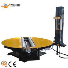 Machine d'emballage de cylindre à film étirable direct