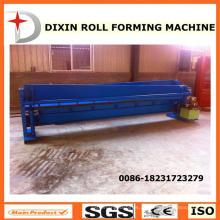 Máquina de corte hidráulico de chapa de aço Dx