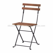 Natural Wood steel frame suitable for Outdoor Furniture in the Garden