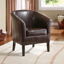Удобные кожаные кресла Uphlolsery отель (СП-HC110)