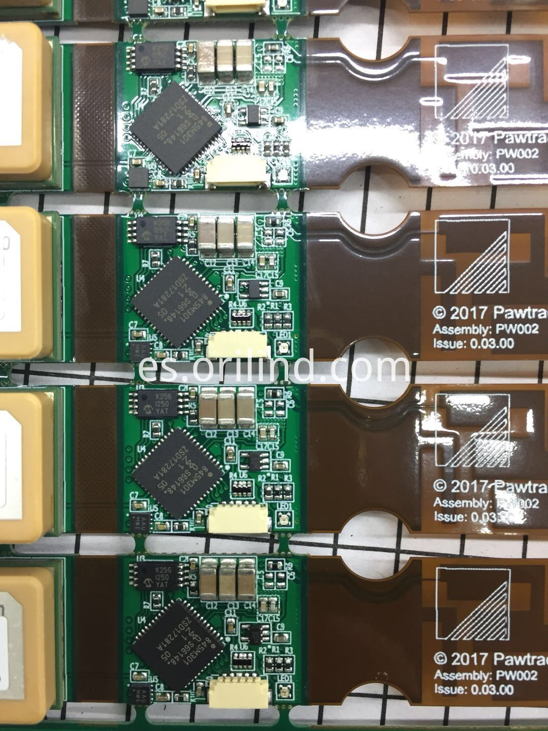 Component Mounting for Circuit Board