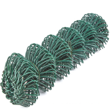 Hot Sale Hot Dipped Galvanized and PVC Coated Chain Link Fence