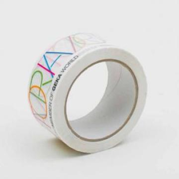 custom printed box opp adhesive tape