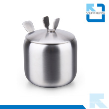 Wholesale Cheap Stainless Steel Salt, Sugar, and Pepper Jar