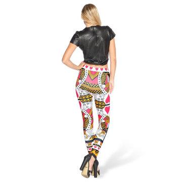 Newest 2016 Digital Custom Print Yoga Pants/Tights