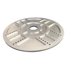 Custom CNC Aluminum Machining Plate Precision Milling Aluminum Industrial Parts