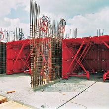 Low Price Tunnel Construction Formwork Trolley for Mould