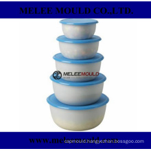 Food Grade Plastic Container Mould