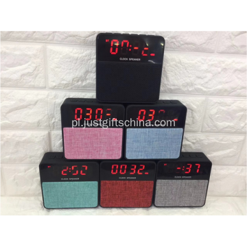 Logo promocyjne Wireless Fabric Bluetooth Speaker
