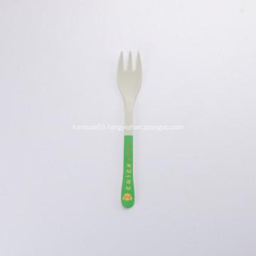 Kid Friendly Baby Cute Feeding Fork