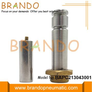 0927 Tabung Solenoid Valve Stainless Steel Plunger