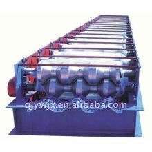 QJ rollo de escudo de polvo de acero que forma la máquina