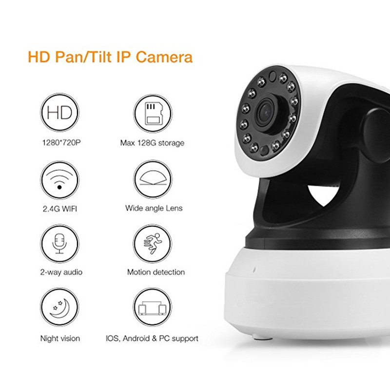 Low Cost Ip Camera