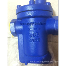 Screw End Cast Steel Inveted Bucket Steam Trap