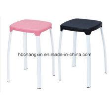Outdoor-Möbel-billige Hocker Kunststoff stapelbare Hocker