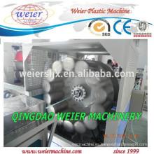 Fabricación de manguera de trenza de fibra de PVC línea de la máquina
