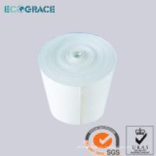 Cinta de Kevlar del rodillo del transportador de aluminio del filtro industrial PE