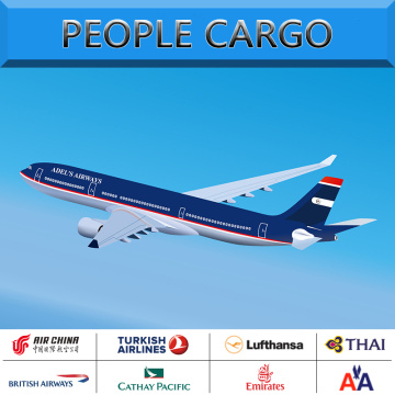 United States Air Freight China an die United States Luftfracht Preis Luftfracht Anfrage