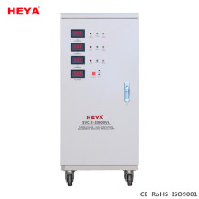 Latest svc, three phase servo motor generator avr 3 phase power stabilizer voltage stabilizer