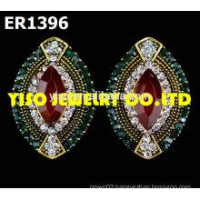 fine jewelry rhinestone earrings