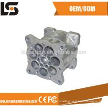 aluminum die casting tesla spare parts
