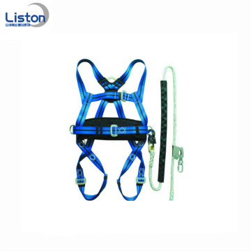 Standar EN361 Full Body Safety Belt Harness