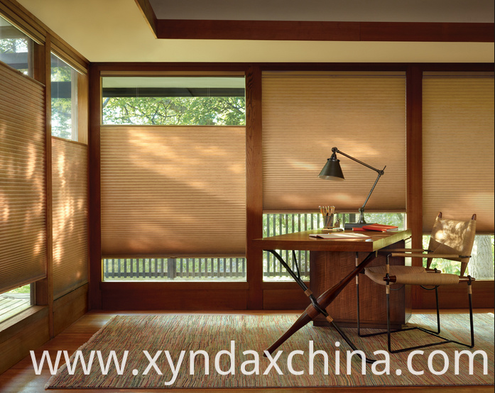 cordless honey comb blinds for windows
