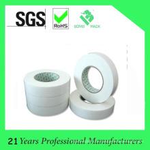Hochwertiges wasserdichtes doppelseitiges Gewebeband mit weißer Farbe