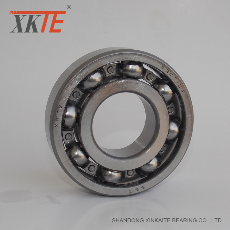6307 C4 Open Type Deep Groove Ball Bearing