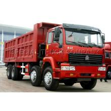 Camión volquete Swz 8x4 ZZ3311N3062W