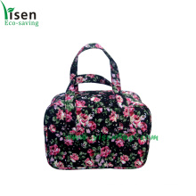 Multifunctional Quilted Cotton Cooler Bag (YSCLB03-151)