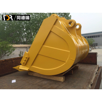 PC220 PC240 Excavadora Bucket Rock OEM y genuino