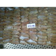Sauber gefrorener Fisch