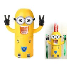 Cute Minions Auto Toothpaste Dispenser